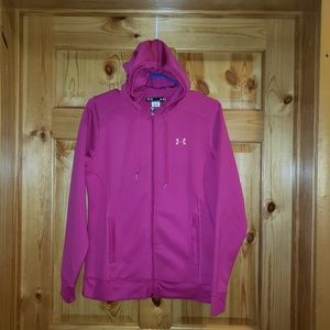 New Under Armour Jacket Women's size M Semi Fitted